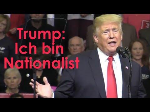 Trump gegen Eine-Welt-Ordnung: