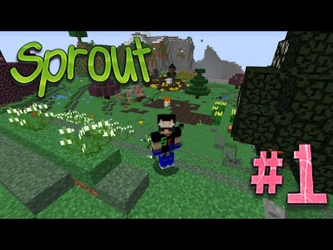 Minecraft Sprout Modpack - Nothing I've Ever Seen Before (1
