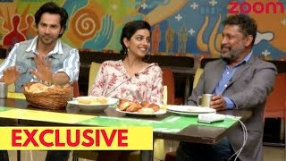 Shoojit Sircar Reveals How He Casted Varun Dhawan & Banita Sandhu In 'October' | Exclusive