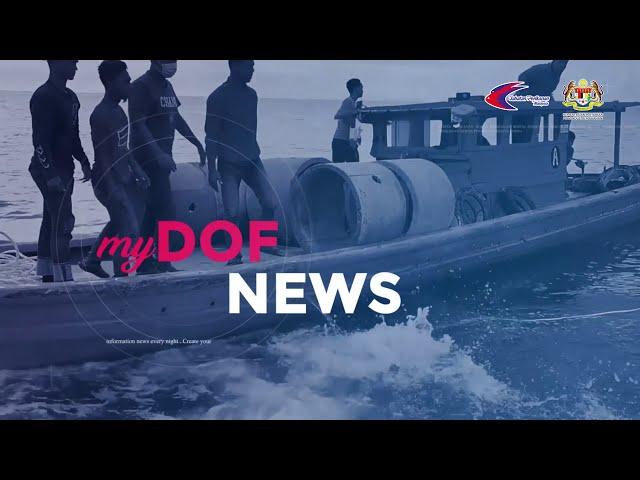Berita Utama #myDOF News 1 Februari 2021 hingga 7 Februari 2021