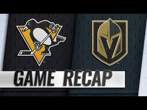 Marchessault's hat trick powers Golden Knights to win