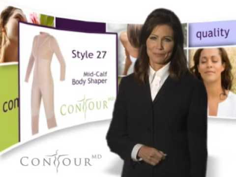 Bariatric Body Shaper by ContourMD Compression Garments