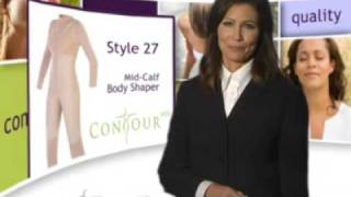 Bariatric Body Shaper by ContourMD Compression Garments
