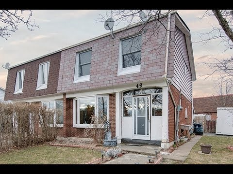 4 Bedroom House For Sale*** Semi Detached ** Finished Basement Apartment!