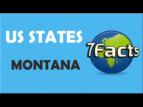 7 Facts about Montana