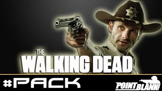 Point blank - #PACK The Walking Dead [Simples]