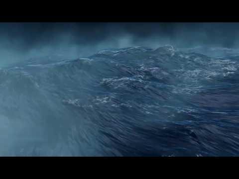 Real Ocean Waves Effect Animated Background Videos,Sea Ocean Video thumbnail