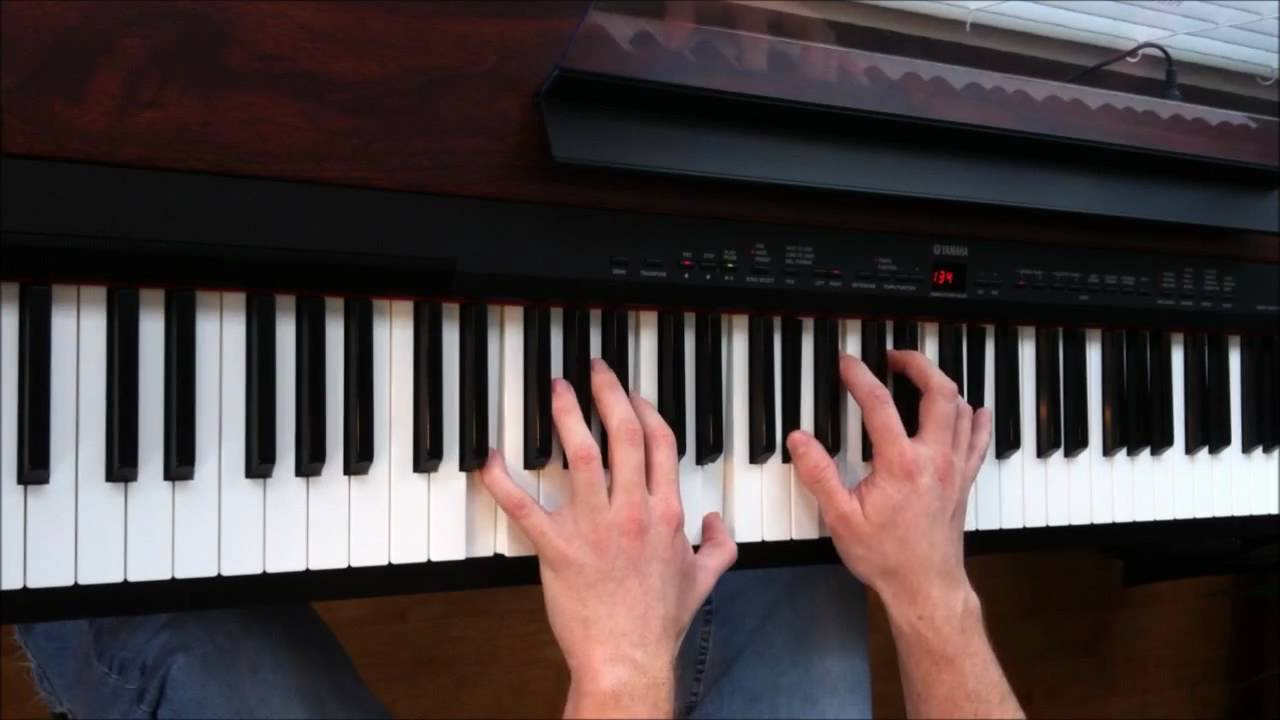 Someone like you by adele on piano tutorial includes chords someone like you by adele on piano tutorial includes chords baditri Image collections