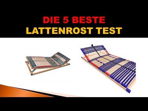 Test Lattenrost