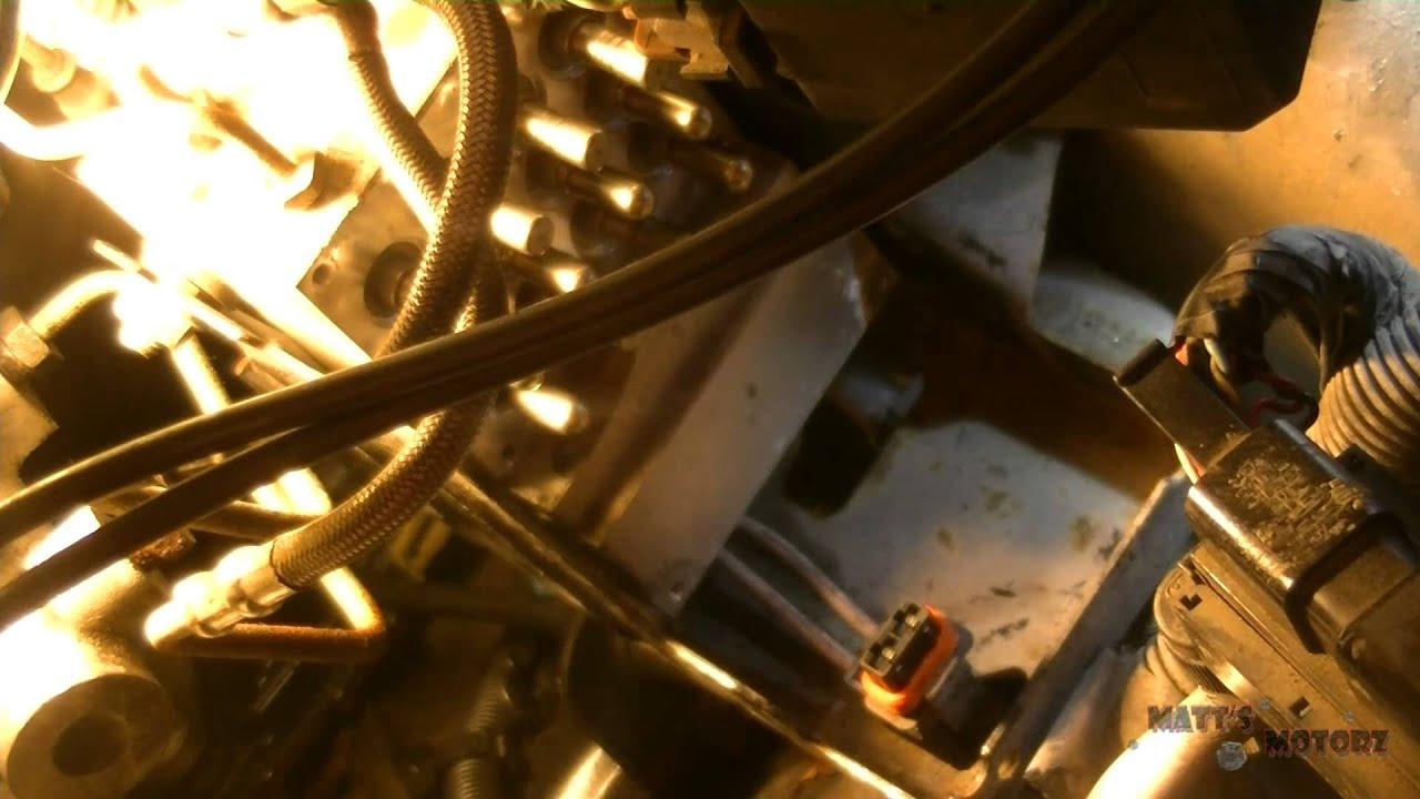 replacing an abs control module 1999 pontiac grand prix  [ 1280 x 720 Pixel ]