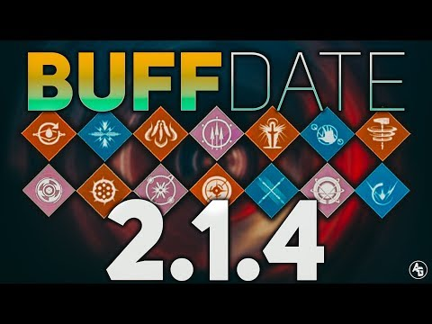 MAJOR Sandbox Changes Incoming (BUFFdate 2.1.4) | Destiny 2 Black Armory thumbnail