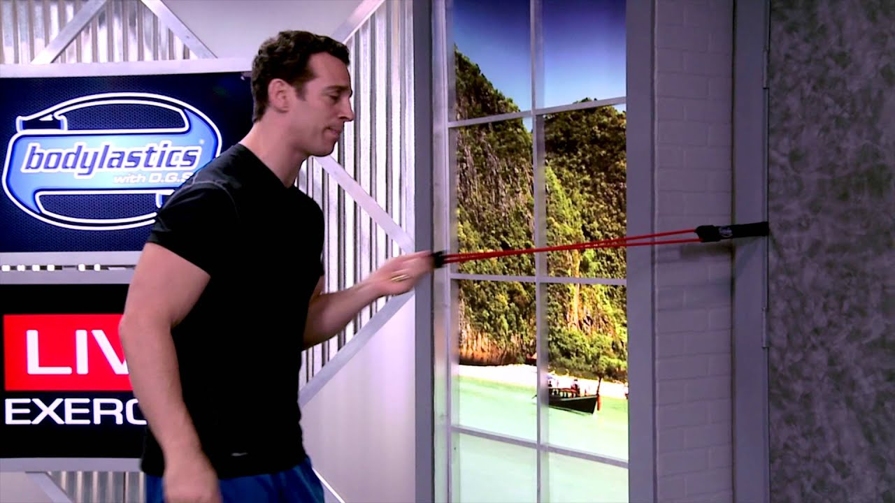 sc 1 st  YouTube & How To Secure Your Resistance Bands Door Anchor - YouTube