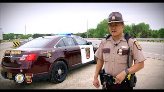 Make A Difference: Join the Minnesota State Patrol -- Lt. Tyler Uthe