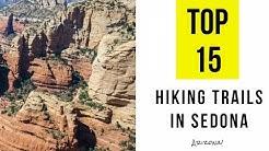 TOP 15. Best Hiking Trails in Sedona, Arizona