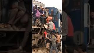 Indian railways danger travel