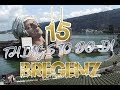 Top 15 Things To Do In Bregenz, Austria