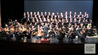 Wagner - Bridal March - Lohengrin (Napier Civic Choir)