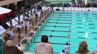 50m butterfly Final Egyptian Cup 11 years old 2008