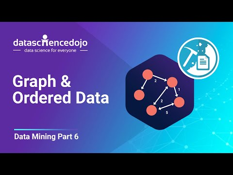 Graph & Ordered Data | Introduction To Data Mining Part 6