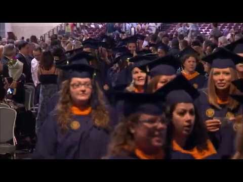 2016 Commencement of Drexel University:College of Nursing and Health Professions