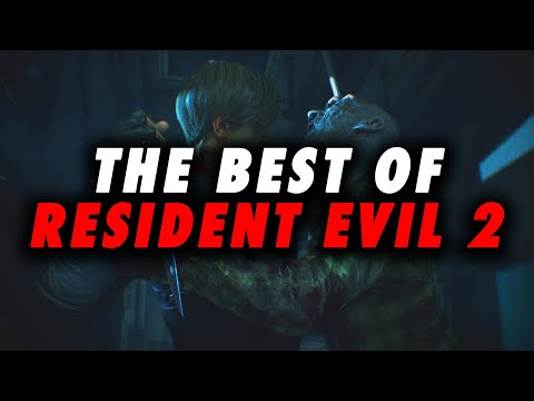 The Best Of Resident Evil 2 - Review (Sort Of)