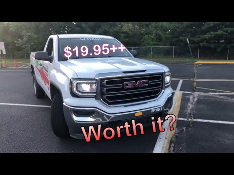 Uhaul's Pickup Truck Review is it any good???