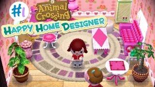 Animal Crossing: Happy Home Designer :: #1 :: New Hire