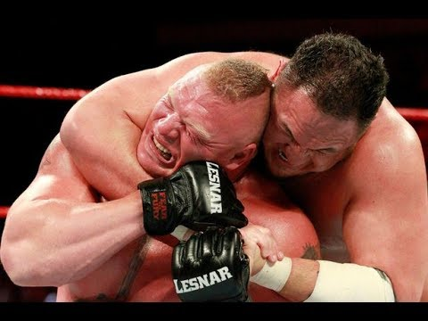Brock Lesnar vs  Samoa Joe in Universal Champion Match WWE Great Balls Of Fire 2017, July 9