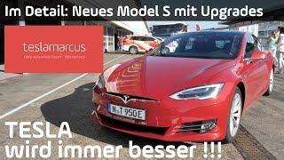 Neues Model S mit Upgrades - TESLA wird immer besser! (Bestandsfahrzeug, gekauft im Juni 2019)