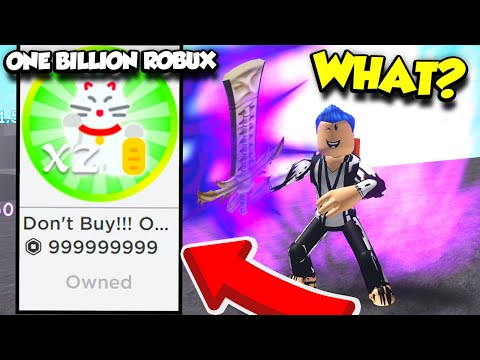 THE MOST EXPENSIVE GAMEPASS EVER IN OP NINJA SIMULATOR... And I Have It (Roblox)