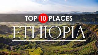 Ethiopia Travel Guide (2020) | Top 10 Places to Visit in ETHIOPIA !!