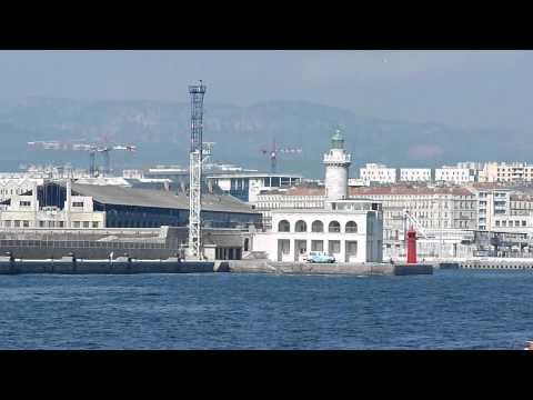 puerto viejo de marsella francia