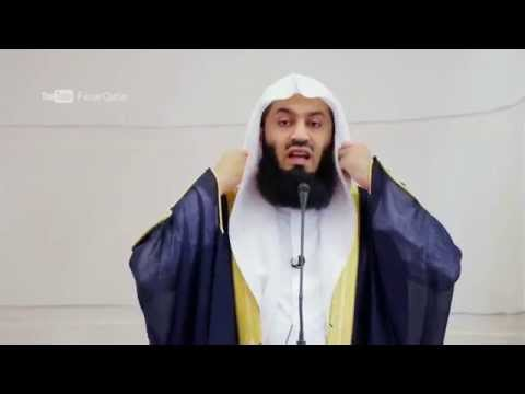 SERIOUS ADVICE ~ Mufti Ismail Menk ~ NEW Qatar 2014!! +DUA