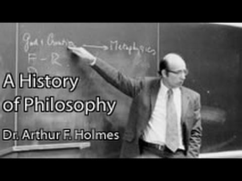 A History of Philosophy | 62 Whitehead and Process Theology
