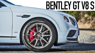 Bentley Continental GT V8 S Coupe 2015 Videos