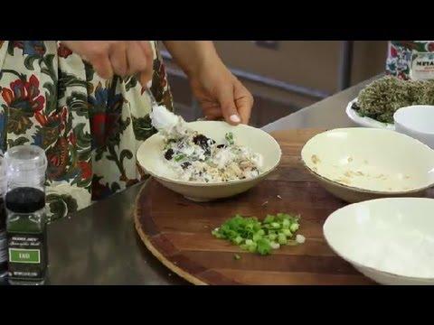 Tuna Salad With Greek Yogurt : Greek Salads & Other Healthy Recipes