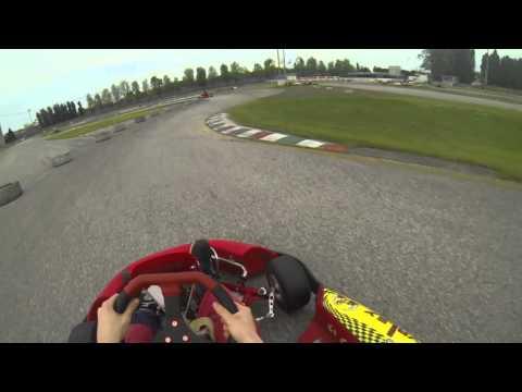 Go Kart Cervia Happy Valley maggio 2015 200cc