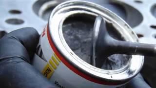 Ventile ausbauen und einschleifen | Ventilspanner 10tlg | Ventilfeder ausbau