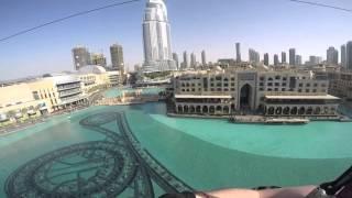 The Dubai 92 Team Tackle the XLINE