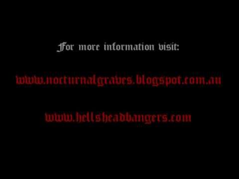 NOCTURNAL GRAVES ...From The Bloodline Of Cain OFFICIAL ALBUM TEASER