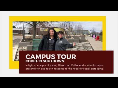 Quarantine Campus Tour