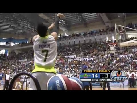 3-Point Shootout | PBA All-Star 2015