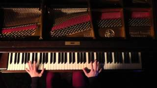 James Blunt - Out Of My Mind (Piano Cover)