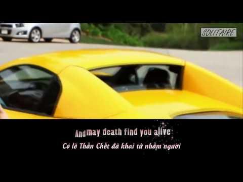 [Lyrics+Vietsub] Fall Out Boy - Uma Thurman