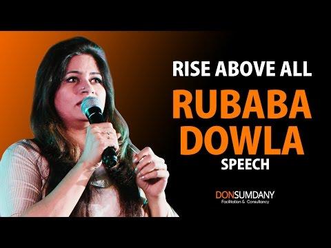 Rubaba Dowla - Rise Above All