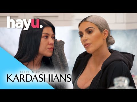 Kourtney Done With 'Fake Relationships' With Sisters | Season 15 | Keeping Up With The Kardashians