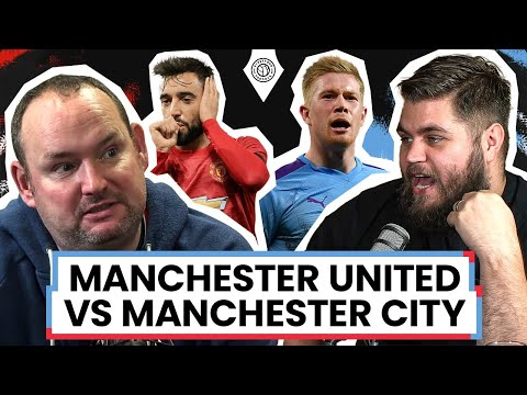 Manchester United vs Manchester City   LIVE Watchalong