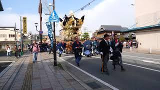 平成30年(2018年) 北条節句祭り 東高室 [4K]