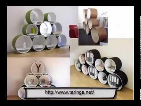 Cosas hechas con tuber as de pvc desatascos castell n - Cosas hechas con madera ...