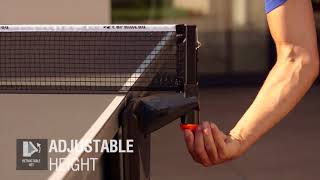 OUTDOOR TABLE TENNIS TABLE  CORNILLEAU 400M CROSSOVER ENG